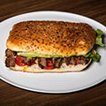 ساندویچ گوشت ویژه